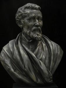 Buste de Michel-Ange