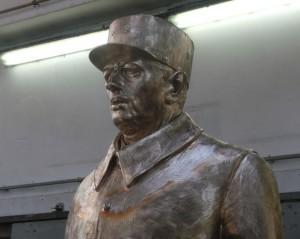 Portrait de De Gaulle