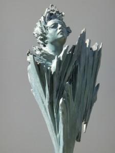 Après l'hiver - sculpture monumentale