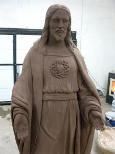 Christ accueillant