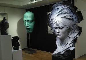 Les labyrinthes- Galerie 713