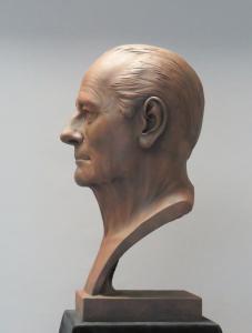 Buste de Jacques CHIRAC