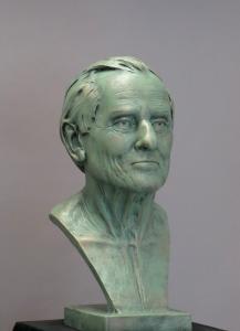 Buste de Jean d'Ormesson